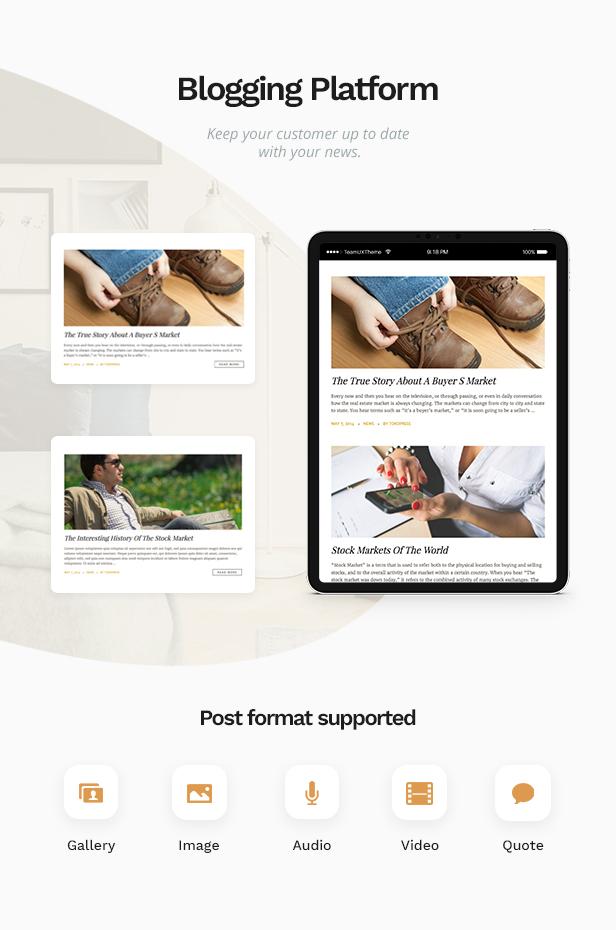 Pasar - eCommerce and Marketplace WordPress Theme - 2