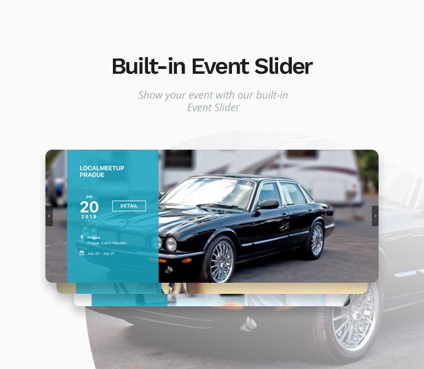 Eventica – Event Calendar & Ecommerce WordPress Theme, Gobase64