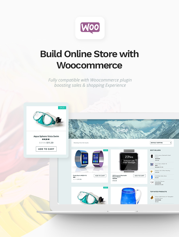 Eventica - Event Calendar & Ecommerce WordPress Theme - 4