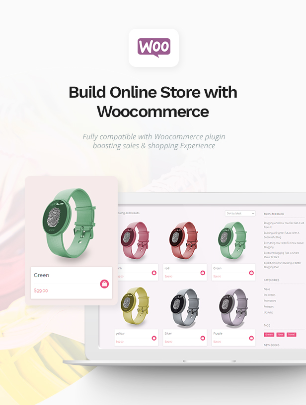 Shopia - Single Product WooCommerce WordPress Theme - 4