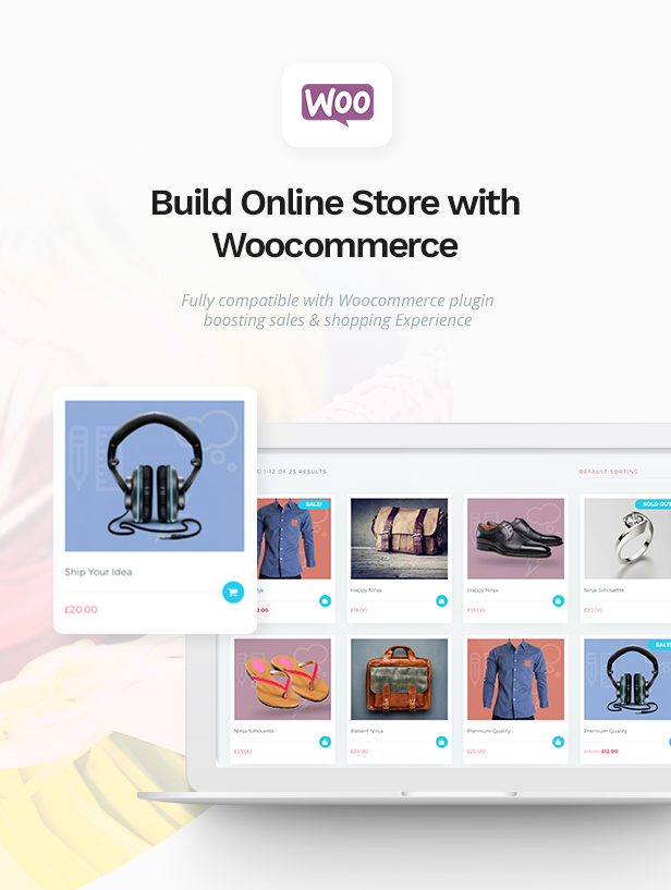 Shopz - eCommerce WordPress Theme - 4