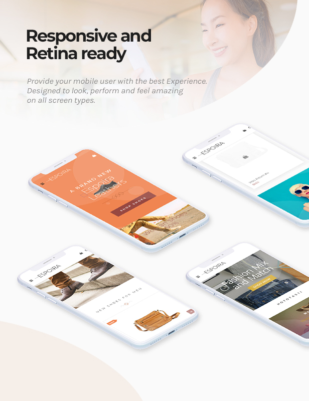 Espoira - eCommerce WordPress Theme - 6