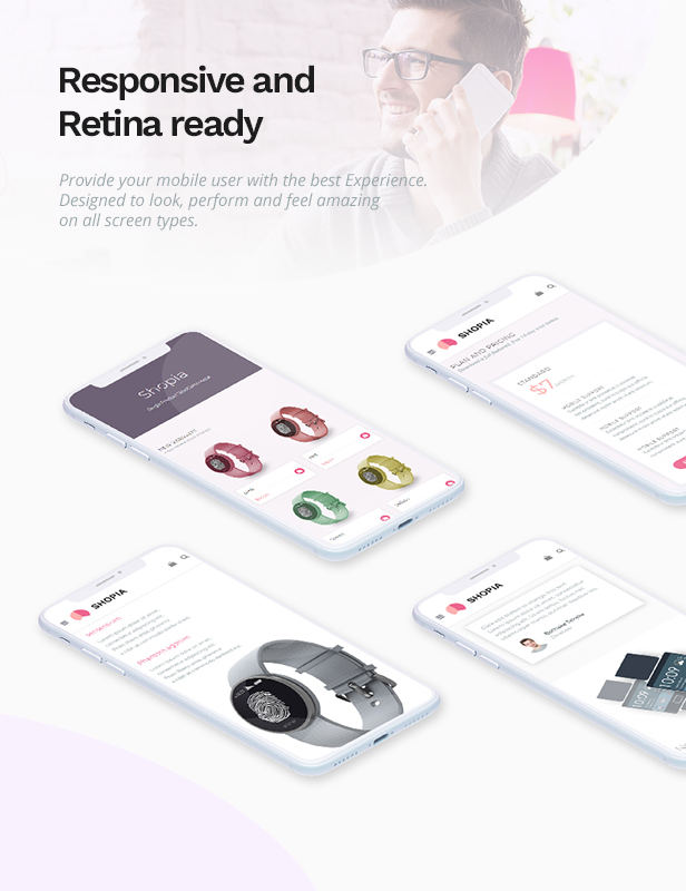 Shopia - Single Product WooCommerce WordPress Theme - 6